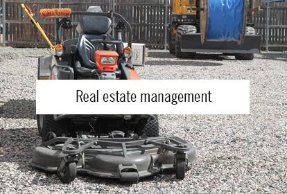 Real estate management